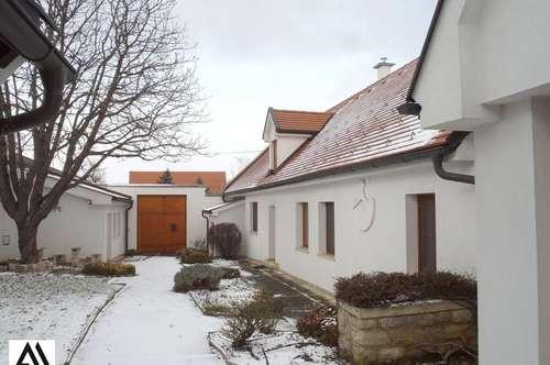 Stimmungsvoller, sanierter Streckhof - sonniger Innenhof