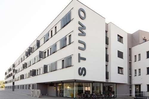 Topmodernes, voll möbliertes Einzelzimmer in Krems – auch Kurzaufenthalte möglich!