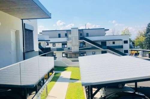 ERSTBEZUG - Sehr schöne Neubauwohnung im 1.OG mit Balkon und Tiefgaragenplatz