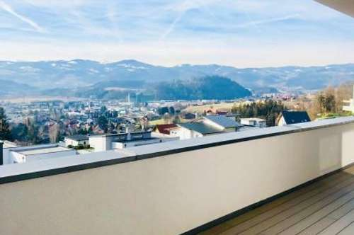 *Penthouse* Exklusive Erstbezugs- Luxuswohnung in Voitsberg