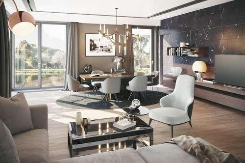 Luxus-Gartenwohnung in Traumlage