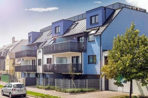 Moderne MAISONETTE GARTENWOHNUNG & Terrasse sowie Balkon und TIEFGARAGE - PROVISONSFREI