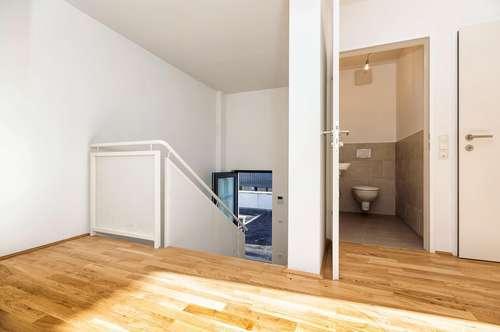3-Zimmer Maisonette Wohnung im EIGENTUM mit großer Terrasse ==> PROVISIONSFREI, direkt vom Bauträger