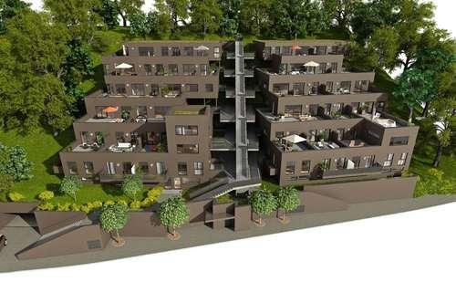 4-Zimmer MAISONETTE-WOHNUNG im Eigentum mit traumhaft großer TERRASSE +++ PROVISIONSFREI - direkt vom Bauträger
