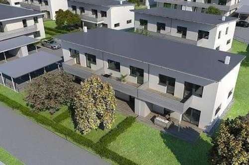 OPEN HOUSE DAY: Dienstag 20 August zwischen 16 und 20 Uhr!***TOP 32***: Exklusive Doppelhaushälfte mit großem Garten: Provisionsfrei