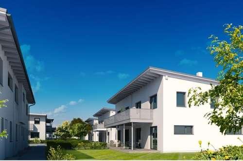Exklusive, sonnige Doppelhaushälfte mit großem Garten: Provisionsfrei für den Käufer