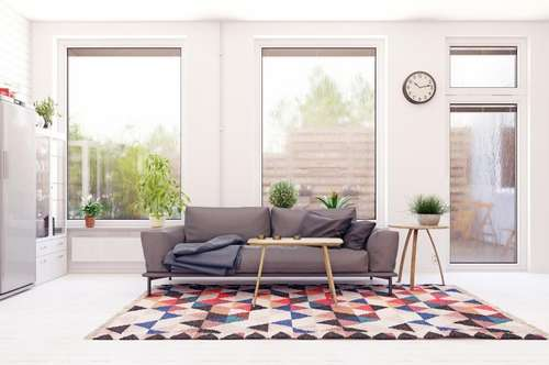 Top 8: Oase der Ruhe Traumhafte sonnige Wohnung in ruhiger Lage mit großem Balkon