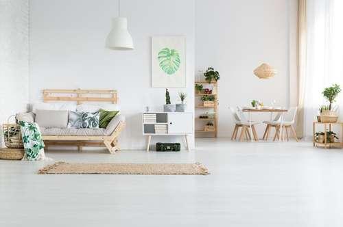 Traumhafte 2 Zimmer - Gartenwohnung mit großer Terrasse - PROVISIONSFREI
