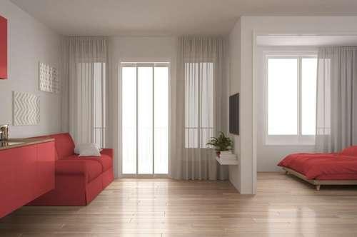 Modernes Wohnen in Graz - 2 Zimmer-Wohnung mit Balkon PROVISIONSFREI