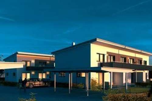 TOP 32: Exklusive sonnige Doppelhaushälfte mit großem Garten: Provisionsfrei für den Käufer