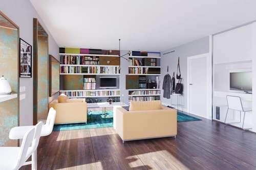 Top 25: Traumhafte sonnige Wohnung in ruhiger Lage mit großzügiger Terrasse 83,23m2. PROVISIONSFRE!I