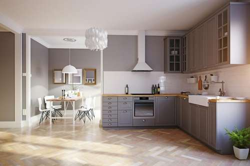 Top 20: Traumhafte sonnige Wohnung in ruhiger Lage. PROVISIONSFREI für Sie