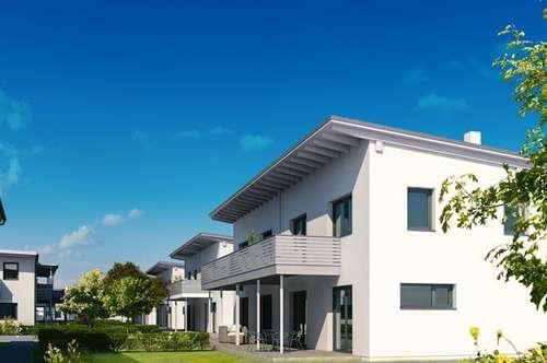 TOP 34: Exklusive, sonnige Doppelhaushälfte mit großem Garten: Provisionsfrei für Sie