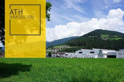 Gewerbegrundstück südlich von Innsbruck zu kaufen!