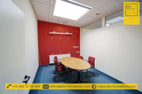 Praktisches Büro mit optionalem Lager