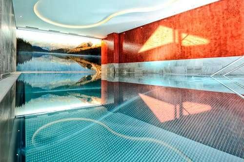Exklusive Ferienwohnung im Herzen des Urlaubsparadieses Kappl Ischgl