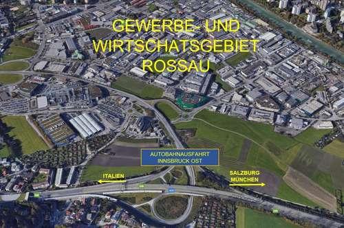 BÜRO/PRAXIS/STUDIO in zentraler Toplage des Gewerbe- und Wirtschaftsgebietes Rossau