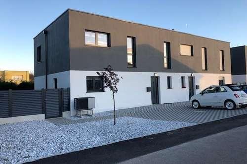 Exlusive Doppelhäuser in Erpersdorf / Zwentendorf Golfplatz und Badeteich in unmittelbarer Nähe