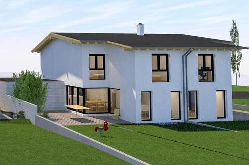 Exklusive Doppelhäuser in Pettendorf / Hausleiten