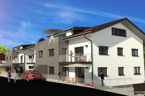 Provisionsfrei + Barrierefrei! - BVH REFUGIUM NEUMARKT - 3/4 Zimmer Garten Wohnung - WBF möglich!