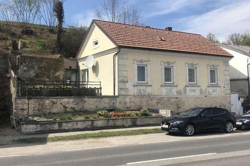 Historisches, kleines Stadthaus in Wieselburg - zu Verkaufen
