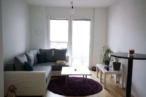 Provisionsfreie Wohnung mit gemütlichem Balkon inklusive eigenem Tiefgaragenstellplatz und hauseigener Sauna