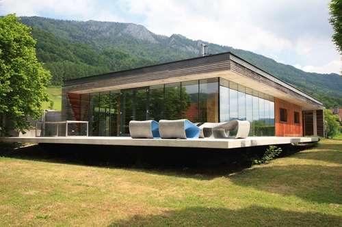 Aussergewöhnliches Architektenhaus Privatverkauf