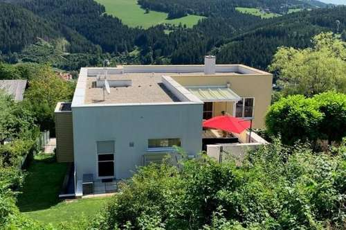 Wohnen mit Stil - exklusives, einzigartiges Architektenhaus in Birkfeld