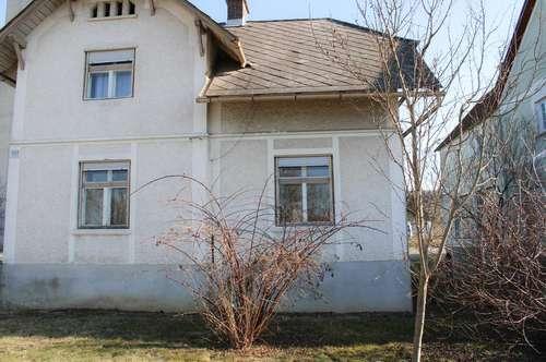 Einfamilienhaus in Fladnitz mit Garten!