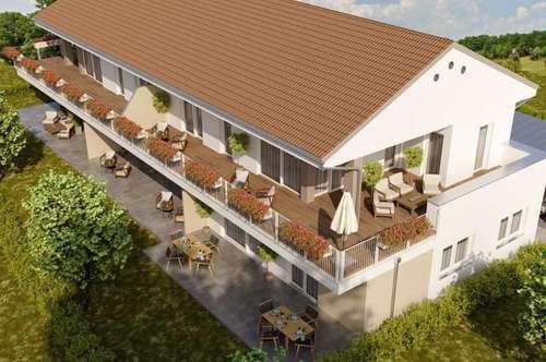 Exklusives Penthouse in Ruhelage von Paldau!