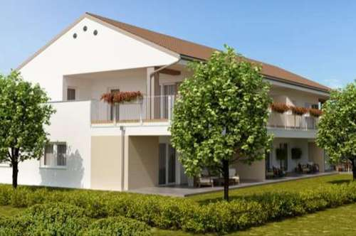 Erdgeschoßwohnung mit Terrasse und Garten in Paldau!