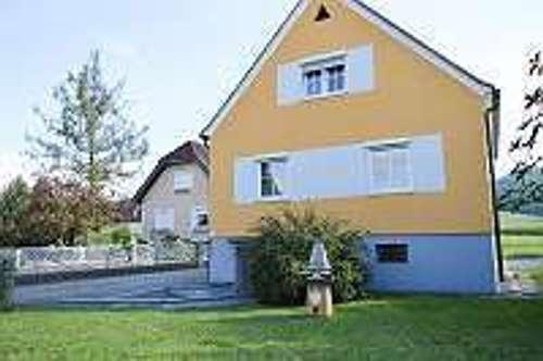 NEU SANIERTES Haus mit Nebengebäude im wunderschönen Leitersdorf!