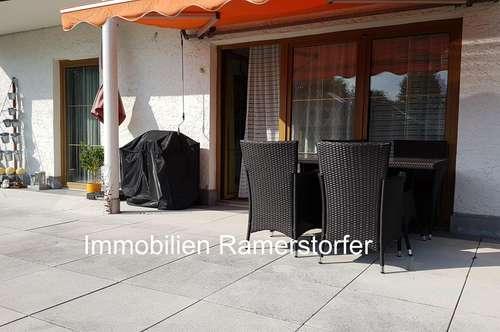 Ruheoase in Hallwang-3-Zimmer-Terrassen-Wohnung