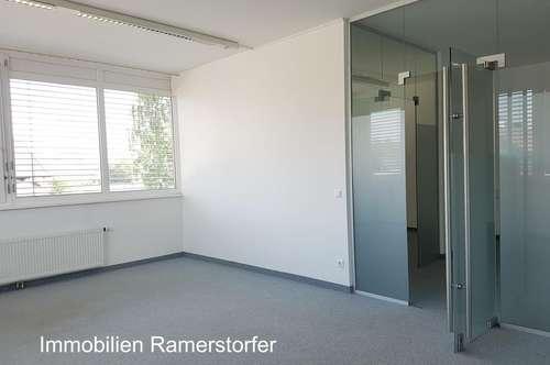 Moderne Büroräumlichkeiten stark Frequentiert