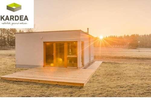 Holz-Ferienhaus in bester Lage am Römersee