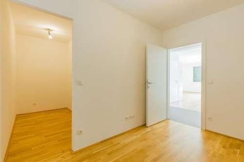 Eigentumswohnung 75 m² mit Terrasse 53 m², Erstbezug, Zentrum Mattersburg