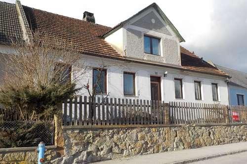 Einfamilienhaus zu Renovieren nahe Schrems