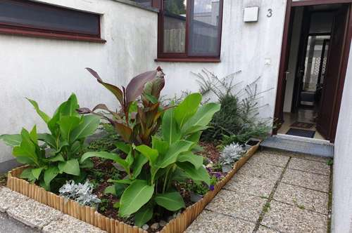 Gemütlich - günstig - gute Wohnqualität! Renoviertes Reihenhaus in Ramsau ab Oktober zu vermieten!