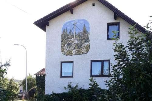 Schrems-Kottinghörmanns: großzügiges Einfamilienhaus mit großem, gepflegtem Garten - Ruhelage
