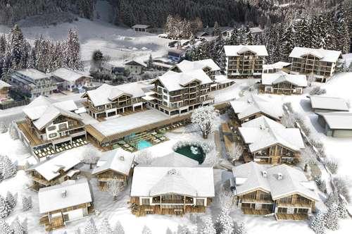 Exklusive Appartements und Chalets: VAYA fine living resort Fieberbrunn**** (Top 2 EG Haus 8 und 9)