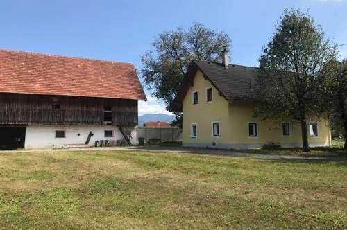 Bauernhaus mit Stall zu verkaufen!
