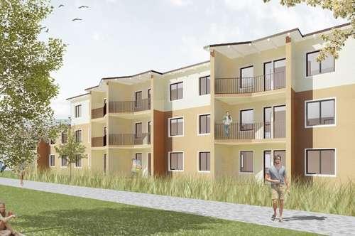 Neubau Genossenschaftswohnung