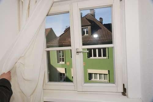 Sehr schöne, helle Dachgeschosswohnung im Stadtzentrum in Bregenz