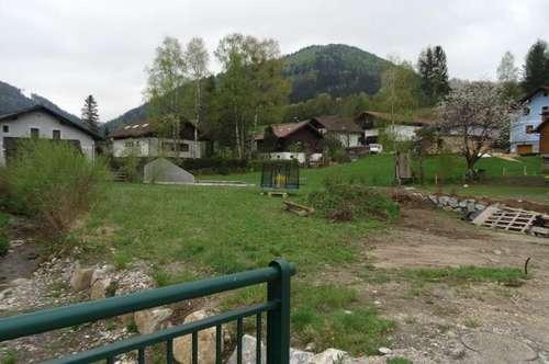 Baugrund im Siedlungsgebiet