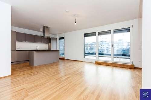 Goldegg Gardens: 150m² Neubau + 29m² Terrasse mit Einbauküche - 1040 Wien