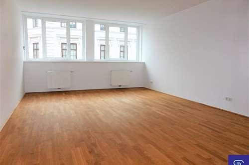 Exklusiver 112m² Erstbezug mit Einbauküche und Loggia in Toplage - 1080 Wien