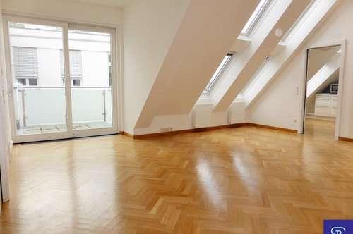 Exklusive 120m² DG-Wohnung + 35m² Terrassen - 1030 Wien