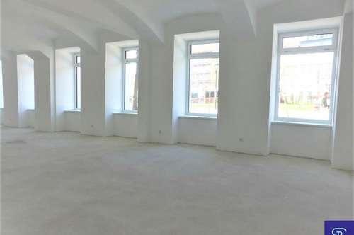 Erstbezug: 276m² Geschäftslokal in Frequenzlage - 1060 Wien