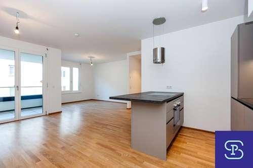Goldegg Gardens: Exklusiver 63m² Neubau mit Loggia - 1040 Wien
