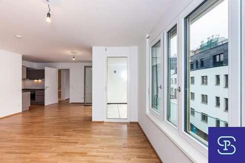 Goldegg Gardens: Exklusiver 72m² Neubau mit Loggia - 1040 Wien